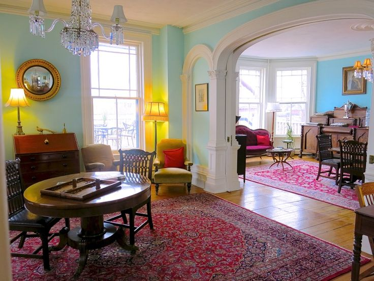 The Boscawen Inn, Lunenburg Nova Scotia, Canada