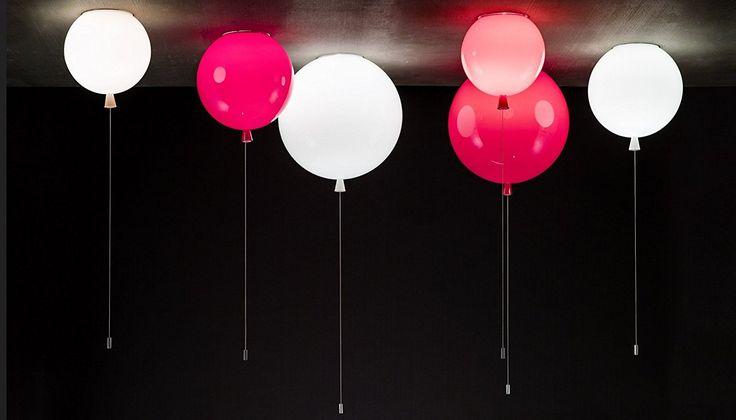 #BROKIS - Nádherné dizajnové svietidlá v tvare balónov od českého vyrobcu Brokis  #slovakia #slovensko #bratislava #shop #eshop #obchod #predajna #svietidla #lights #light