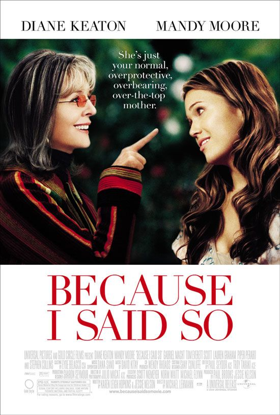 Love this movie Diane Keaton, Lauren Graham, Mandy Moore, the dude from Seventh Heaven... it doesn't get any better