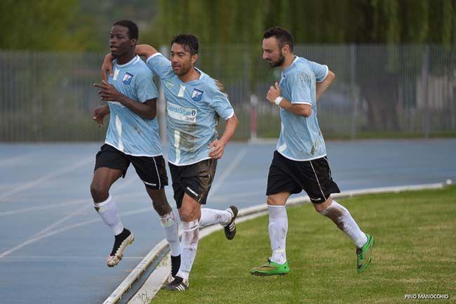 Calcio Isernia-Spinete 6-2: pioggia di gol nella gara di esordio casalingo