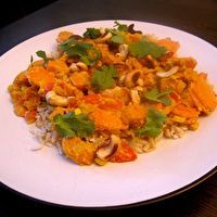 Creamy Vegetable Curry by The Oh She Glows Cookbook