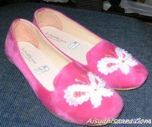 FlatShores Butterfly Pink