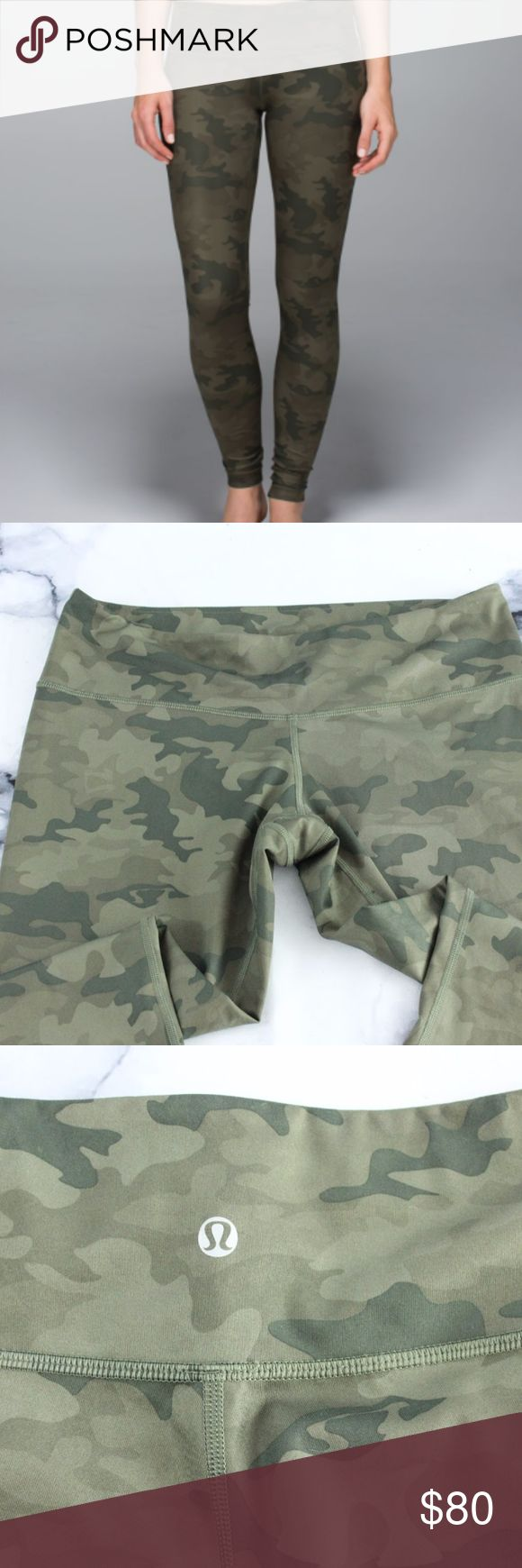 Lululemon Savasana Camo Full Length Leggings 10 CONDITION: USED STRETCH: YES, may be a snug fit on a size 11 though FLAWS: n/a  Feel free to send me an offer -OR- Just add whatever you like into a bundle I'll send YOU an offer with an exclusive discount! lululemon athletica Pants Leggings