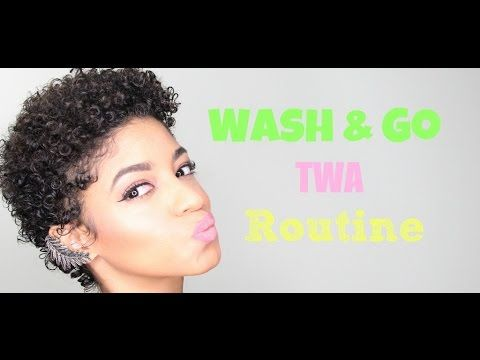 Defined Coily Fro Perm Rod Tutorial On 4c Natural Hair