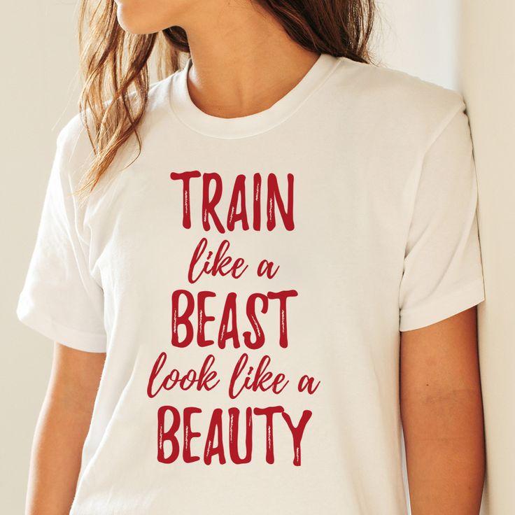 Train Like a Beast Look Like a Beauty https://www.sunfrog.com/121843885-634708307.html?68704 #tshirt #tee #fitness #workout