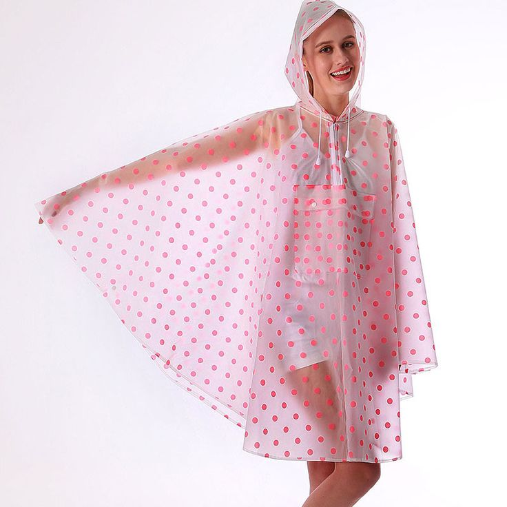 poncho poncho Picture - More Detailed Picture about Raincoat Women Rain Coat Poncho Hiking Bicycle Rainwear Women Fashion Poncho Pink  Dot Pattern Picture in Raincoats from YUDING Official Store | Aliexpress.com | Alibaba Group