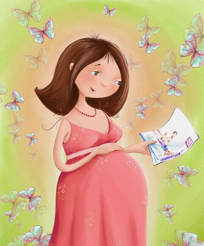 Башкирские, день матери милые картинки