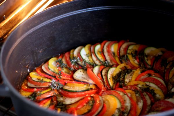 Food On Film take 4: Ratatouille