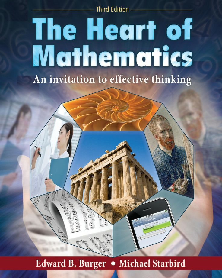 279 best ebooks of mathematics images on pinterest math im selling the heart of mathematics an invitation to effective thinking 3rd edition fandeluxe Gallery