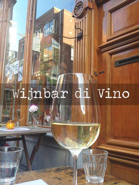 Food Hotspots Amsterdam | di Vino | #amsterdam #tip #address #hotspot #shop #food #coeurblonde #divino