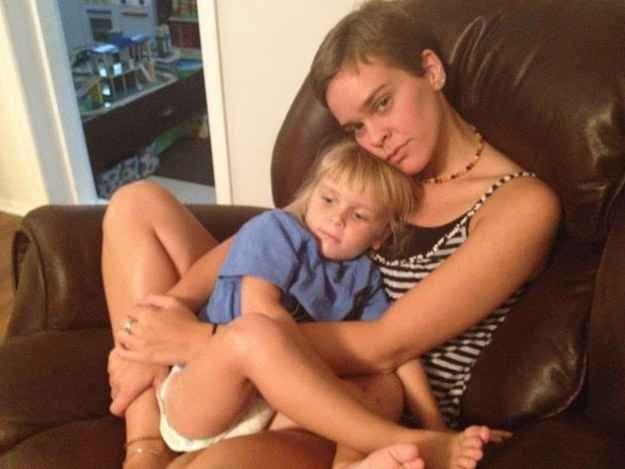 Lacey Spears , a 26-year-old from New York, blogged frequently about her son Garnett's illness on social media. | Woman Accused Of Fatally Poisoning Her Son So She Could Post About It On Her Mommy Blog