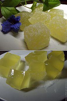 Лимонный мармелад в домашних условиях.