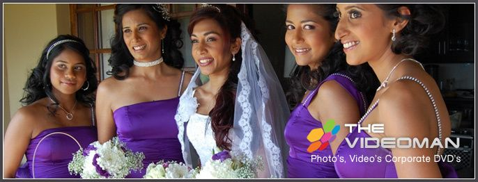 The Video Man -Kwa-Zulu Natal, South Africa Wedding Photographers