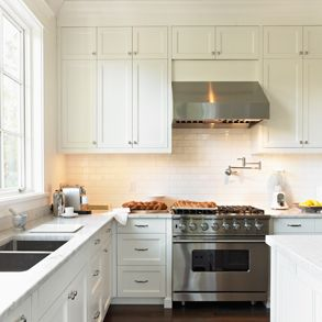 Helpful #tips: 7 Big Ideas for Little #Kitchens
