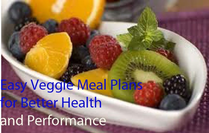 as2 Easy Veggie Meal Plans for Better Health and Performance