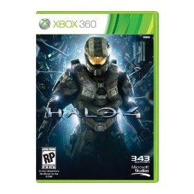 Halo 4.  Top video game. Best if you buy it now: $60. My favorite game.