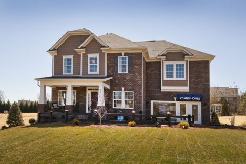 Start Your Engines and Race Into Ryland Homes - DailyFinance