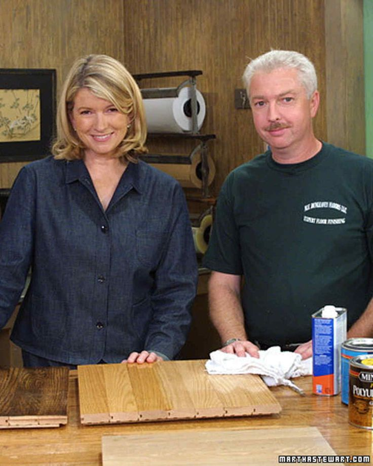 Protect Wooden Floors | Martha Stewart Living - Guard against scratches on wooden floors. Make sure there are surface protectors on the undersides of furniture legs, and replace any that are dirty or worn. (A buildup of grit can mar the floor.) Use thick, padded self-adhesive discs; they come in different diameters and can be found at home stores.