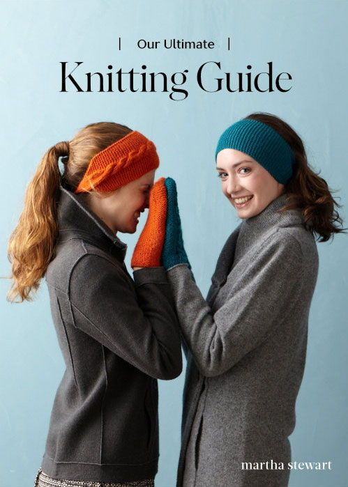 The Ultimate Guide to Knitting | Martha Stewart Living - Ready to try knitting? In this guide, we will teach you the fundamentals including tools, supplies, and step-by-step instructions you need to cast on, knit, purl, pick up a dropped stitch, and cast off. When you're ready to take on that first project, browse our ideas for beginners. #knitting #knittingforbeginners #knittingpatterns #knittingprojects #knittingstitches