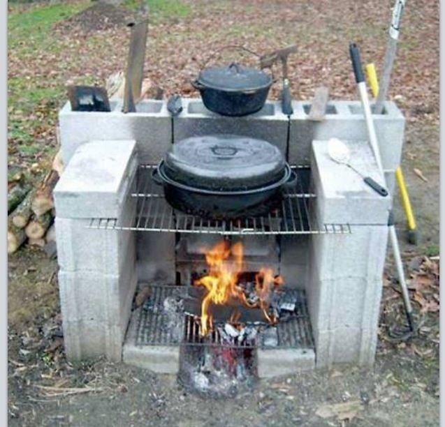 Homemade BBQ