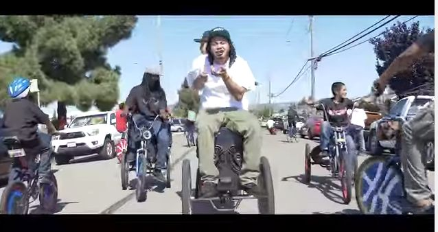 The Oakland rapper has released his first single off of The Tonite Show album with DJ Fresh.