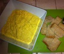 Muma Mutembo's Warmed corn dip ( gluten free & fructose friendly)