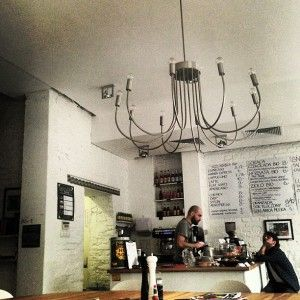 Cafe Pestka // Świętego Wincentego 45