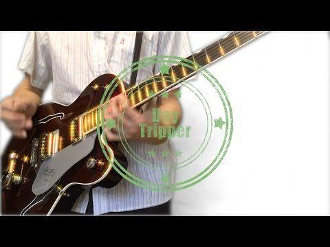 Day Tripper - The Beatles karaoke cover - YouTube