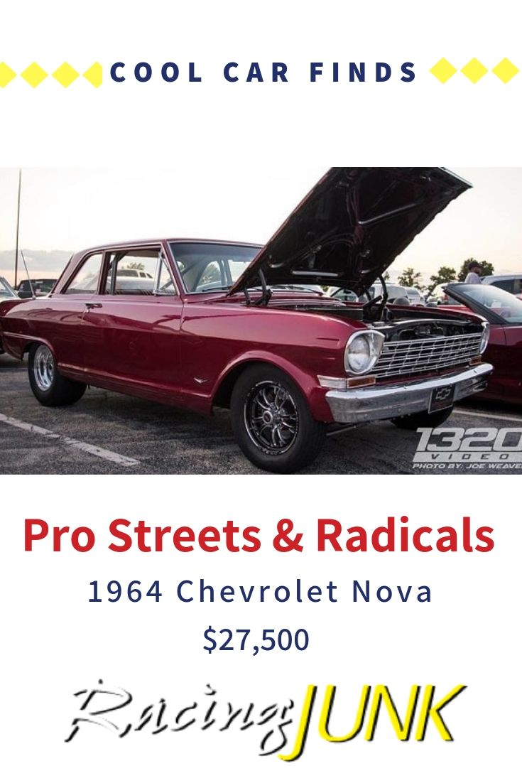 Today S Cool Car Find Is This 1964 Chevrolet Nova For 27 500