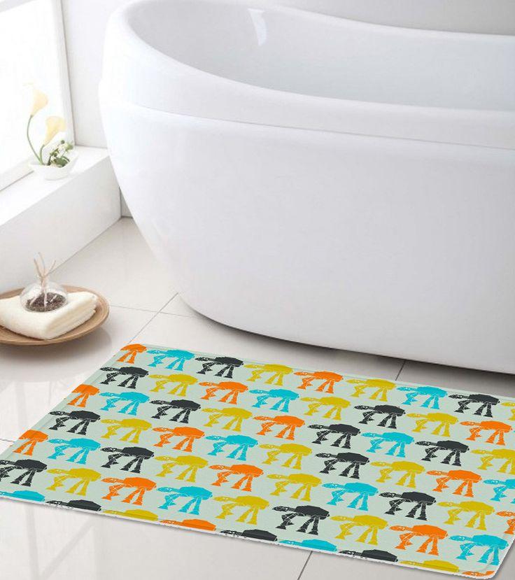 Star Wars Bathroom mat   Kids mat. 17 Best ideas about Star Wars Bathroom on Pinterest   Geek room