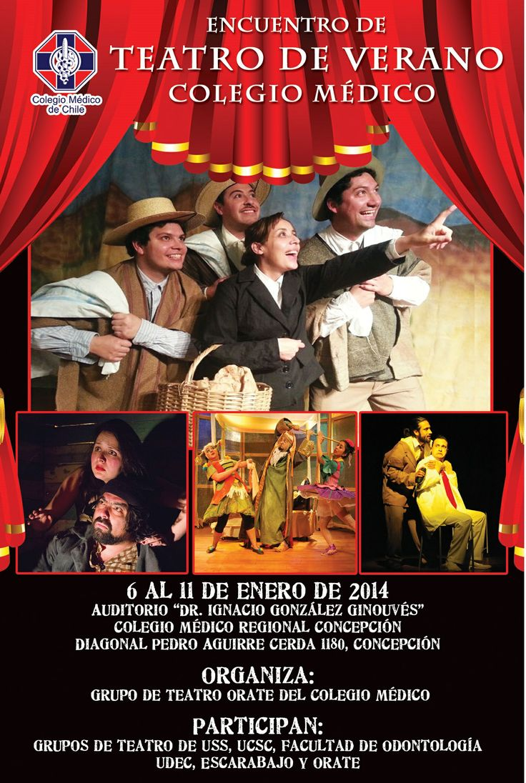 Teatro en Verano!