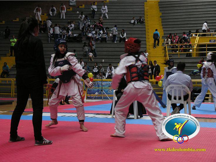Delegaciones de todo el pais hicieron un gran papel en las competiciones