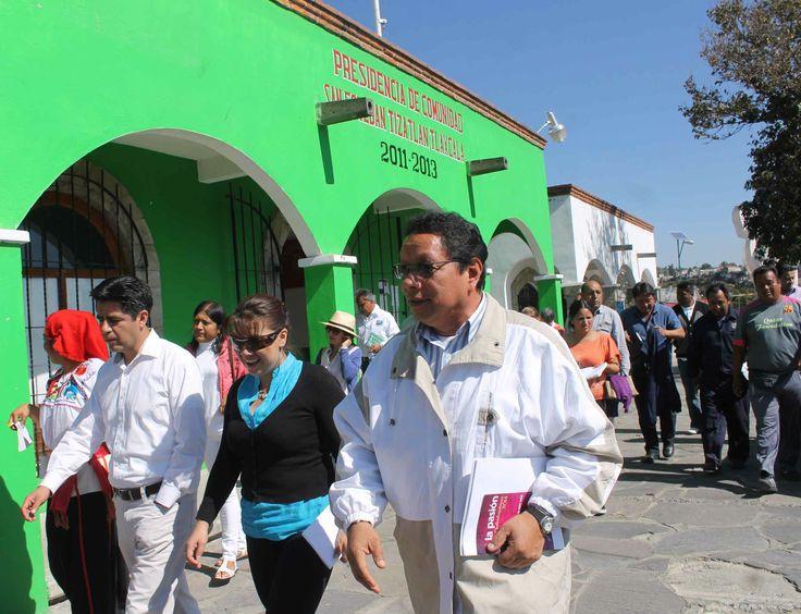 #TLAXCALA Continúan ayuntamiento de Tlaxcala y Tolocac trabajos para establecer nueva ruta turística cultural en... http://fb.me/3xRNwxzIj