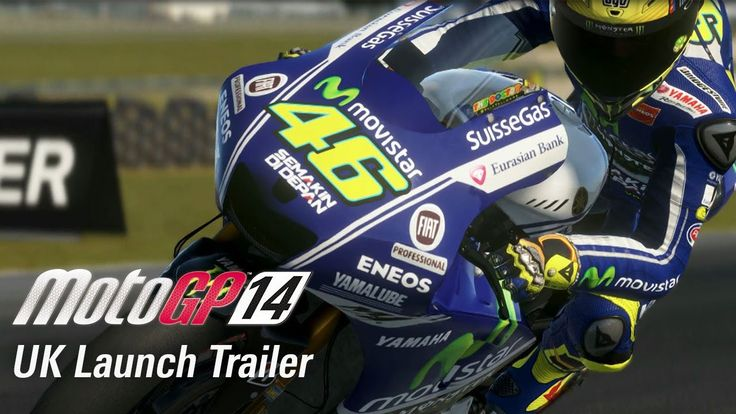 Take to the track in MotoGP 14 the videogame!