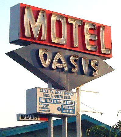 Fiesta Motel Rialto Ca