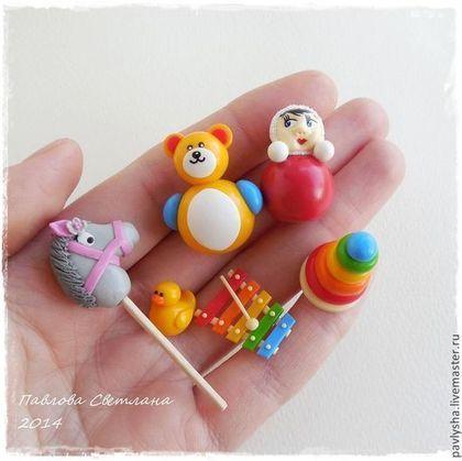 Miniatures, Dollhouse Toys.