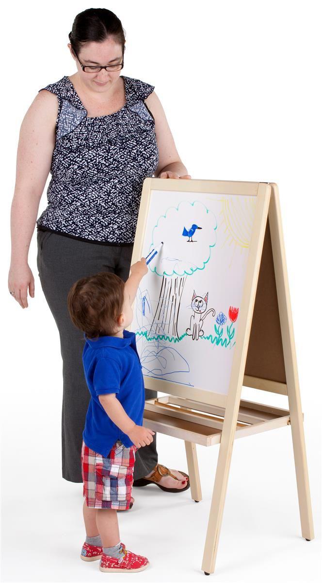 best 25 kids art easel ideas on pinterest portable easel craft sites and kids org. Black Bedroom Furniture Sets. Home Design Ideas