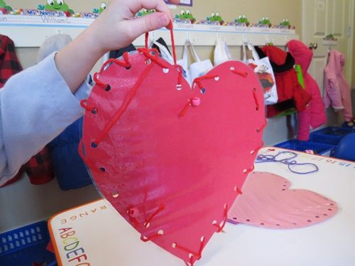 185 best images about Preschool Valentines Day – Valentine Card for Preschoolers