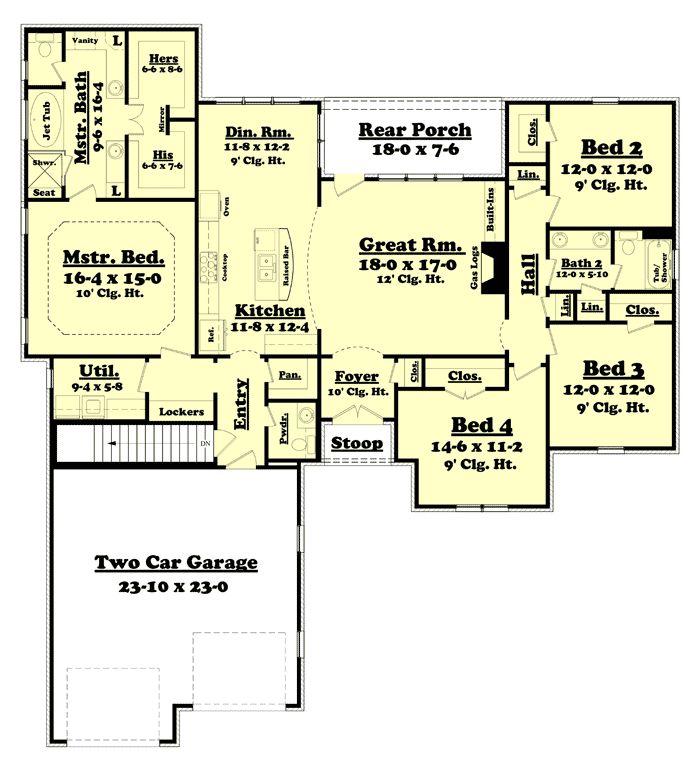 Best 25 House Floor Plans Ideas On Pinterest Home Floor