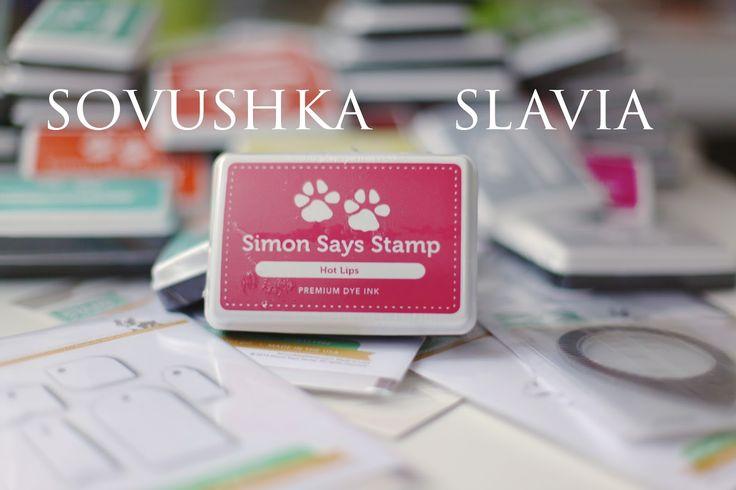 Чернильные подушечки, типы, особенности работы, советы по использованию, производители. | Sovushka Slavia