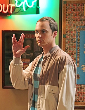 "Let me love you Sheldon. Nerd, geek, and weirdo extraordinaire Sheldon Cooper, PhD, from ""The Big Bang Theory""."