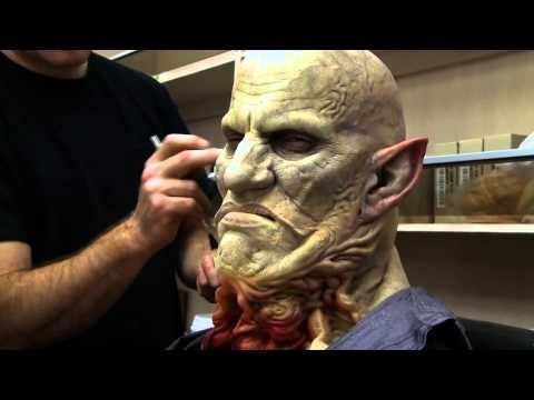 Inside The Strain The Master - Making Of - O Mestre (Robert Maillet) - YouTube