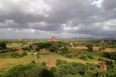 Bagan Myanmar (Birmanie)