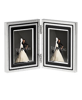 wedgwood vera wang with love folding frame available at william ashley can 6000