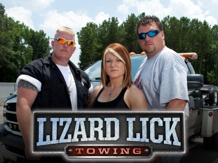Lizard Lick Towing - TV Series  Entertainment Background