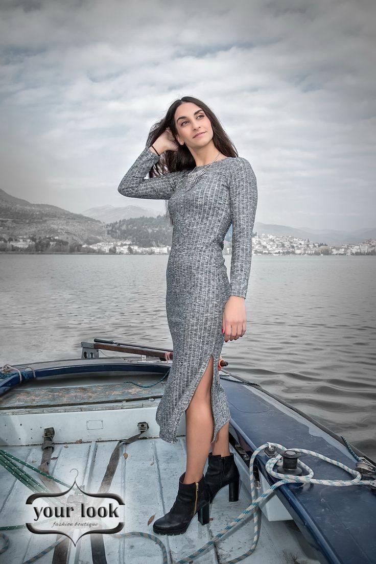 midi dress yourlook.gr