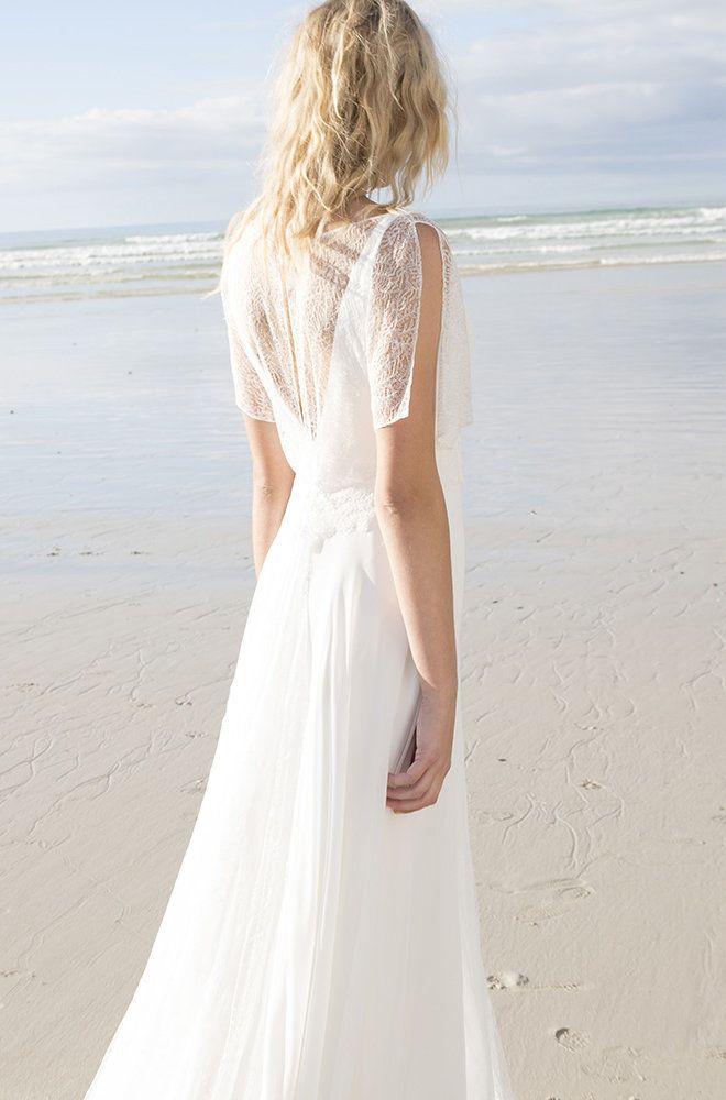 Erfreut Abendkleider Hochzeit Am Strand Zeitgenössisch ...