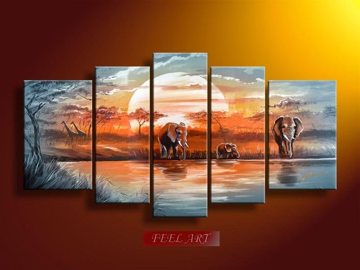 Мастерская современной живописи Feel Art | 369 фотографий