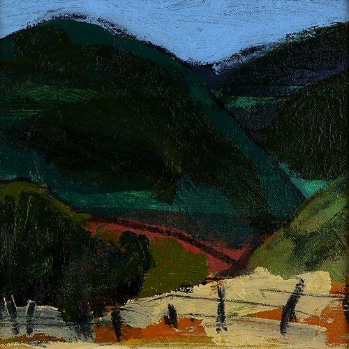 Landscape oil painting 08-041
