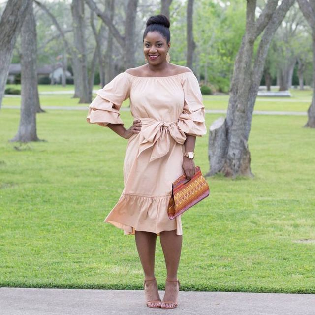 Fashion Bombshell of the Day: Nneka from Houston
